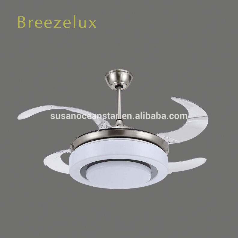 Wholesale electrical living room ceiling light ceiling fan manufacturer
