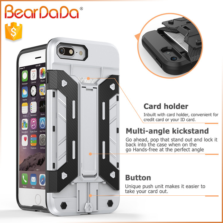 Heavy Duty Shockproof 5 inch mobile phone back cover