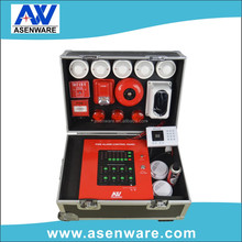 1 Zone Fire Alarm System Control Panel For House Applicance