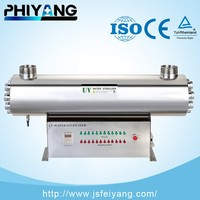 Swimming Pool Ultraviolet Disinfection 110W Drinking Water UV Sterilizer
