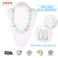 No Toxic Food Grade Silicone Jewelry