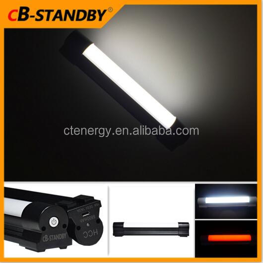 led lighting Emergency rechargeable led campping hiking lamp