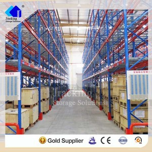 Warehouse Used Shed Metal Equipment Heavy Duty Storage Rack For Sale