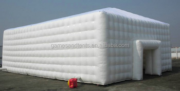 2015 inflatable cube tent for party F4019