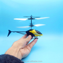 Infrared Inductive Airplane Induction Helicopter Sensor Flying Toy For Children's Christmas Presents