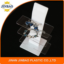 JINBAO transparent clear acrylic eyeglass tree display for sale