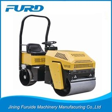 China Top Brand Furd Road Paver Roller Machine