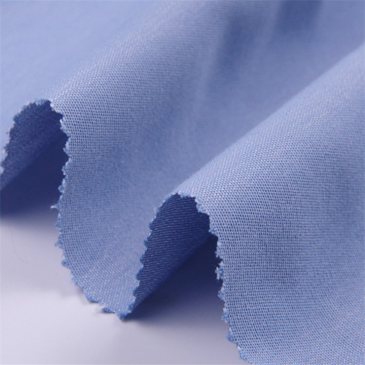 50 polyester 50 cotton fabric for t shirt