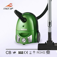 New arrival Dual Cyclone Carpet Cleaning Floor vacuum cleaner