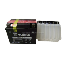 YT4L-BS motorcycle 12v 3ah motorcycle yuasa battery prices