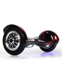 Electric self balance wheel board 10inch with bluetooth speaker and LED Light