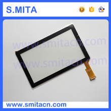 "7"" Capacitive Touch screen digitizer panel for All winner A13 Q88 Tablet PC CZY6075E-FPC"