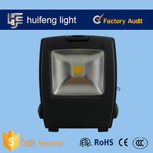 High lumen Bridgelux chip waterproof IP65 outdoor led flood light 100w