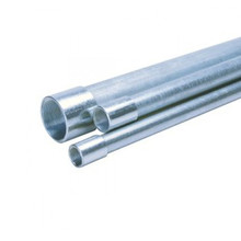 Pre Galvanized Steel Rigid RGS Metal Conduit