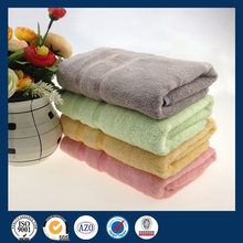 Wholesale high quality organic bamboo fabric towel