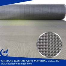 SUS304 stainless steel wire mesh/plain weave woven mesh for filters/screens