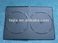 PP 5mm double black dvd box(case) with recycle