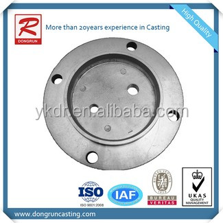 OEM factory machinery parts aluminum die casting lighting fixture made in china
