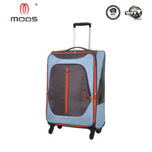 Custom import blue sky globe italian big lots trolley luggage