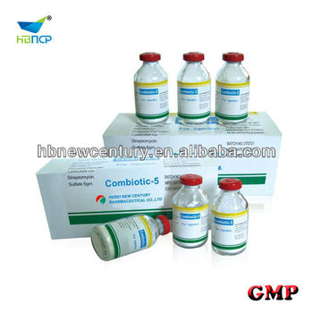 veterinary streptomycine powder for injection manufacture