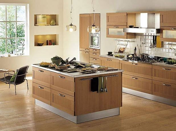 Large stand Kitchen cabinets, Kitchen Storage Rack with Cabinet,Bamboo
