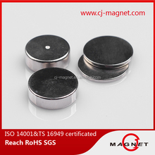 n40 round disc neodymium magnet by manufacturers in china for speakers