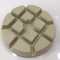 "3"" #100 Grit Metal Bond Diamond Polishing Pad for Concrete Floor"