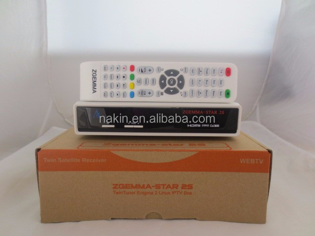 Zgemma star Satellite Receiver Zgemma-star 2S