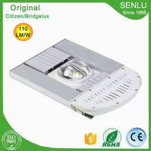 IP65 Waterpoof high lumen bridgelux/Citizen cob 45w led street light lamp