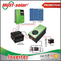 Top quality dc 12V 24V 48V to ac 120V 220V off grid Pure Sine Wave Solar Power Inverter 3000w for Solar Power systems