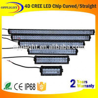 Factory directly sale auto roof light ip68 4wd led driving lights