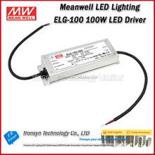 Meanwell Constant Voltage Constant Current LED Lighting Power Supply ELG-100-24 IP65 IP67 Waterproof LED Power Supply 24V