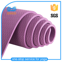 Health and Fitness 1/2-Inch Extra Thick Comfort Foam Yoga Mats