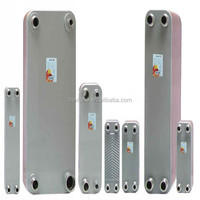 Jiangsu Tubular Heat Exchanger, AISI316 Brazed Heat Exchanger Oil and Gas Industry
