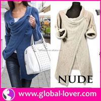 Top selling women pullover japan style sweaters