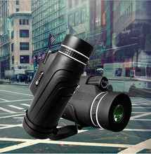 New best popular monocular telescope10X52 with night vision waterproof monocular