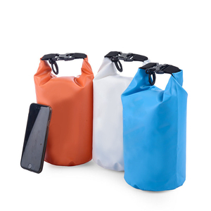 Wholesale 10L 20Lcustomized transparent ocean waterproof dry bag