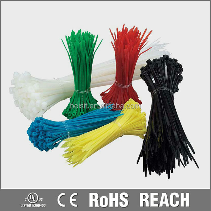 2014 New Arrival OEM Service Nylon Cable Tie Small Size
