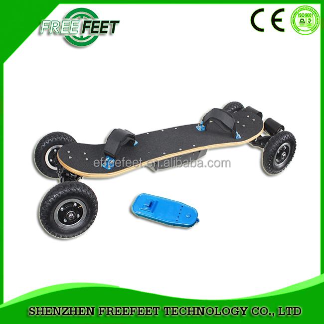 new model double motor control gas skateboard charly electric scooter