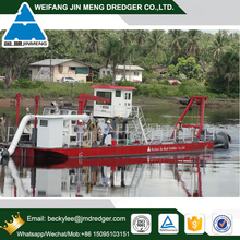 16inch hydraulic cutter suction dredger machine and equipment for dredging sea sand