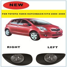 Fog lamps for Toyota yaris hatchback vitz 2006 to 2008 auto parts