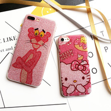 Shenzhen OEM Tpu Glitter Cartoon Mobile Phone Accessories Case
