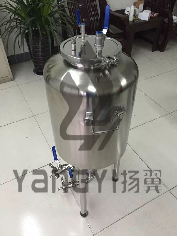 beer making machine brewing equipment fermenter with relief valves