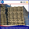 Cheap price PU roof sandwich panel Used to build house, Professional manufacturers provide sandwich panel price