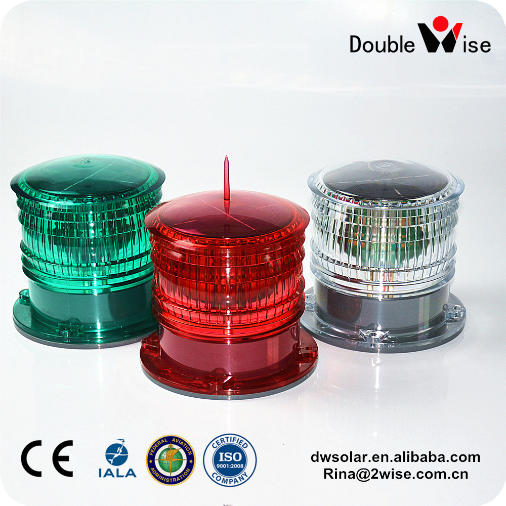 3NM Solar-energy Sailing Beacon Navigation Light