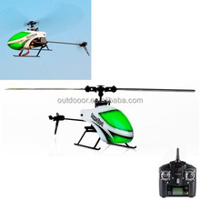 V988 Power Star 2 4CH Single Blade Flybarless 2.4G RC Helicopter