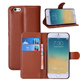 2017 new mult-function wallet leather case cell phone cover for Iphone 6(4.7 inch)