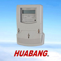 CE extended terminal single phase digital electrical meter