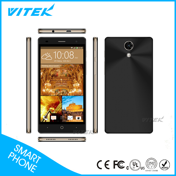 "2016 hottest 5"" Quad Core Dual Sim 3G Android china mobile phone"