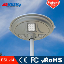 Low price energy saving all in one solar led street light lamp